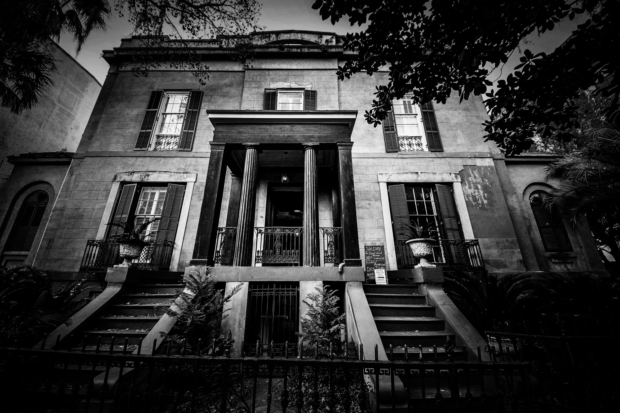 Savannah's Haunted History