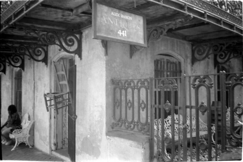 Savannah Antiques Store